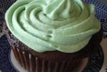 gluten-free chocolate cake with semi-sweet chocolate cing