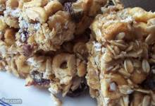 gobble up granola snacks