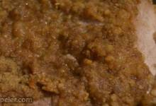 Graham Crusted Pork Chops