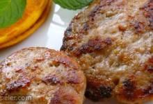 Grampa's Coriander Turkey Sausage