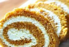 grandma carol's pumpkin roll