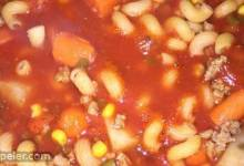 Grandma's Vegetable Soup