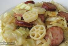 Grandmother's Polish Cabbage and Noodles