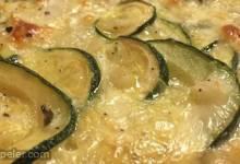 Granny's talian Zucchini Pie