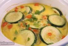 Gratin de Courgettes au Parmesan (Zucchini and Parmesan Gratin)
