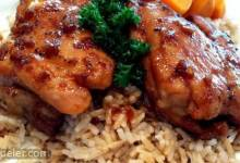 Greek Chicken Dish