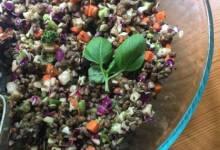 greek lentil salad