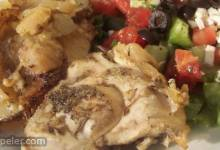 Greek Slow Cooker Chicken