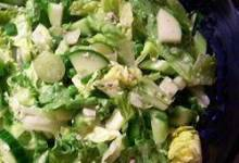 Green and Bleu Salad