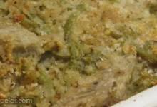 Green Bean Artichoke Casserole