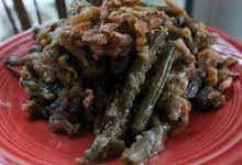green bean casserole my way