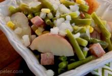 Green Beans and Ham