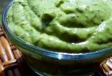 Green Goddess Salad Dressing