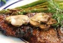 Grilled Delmonico Steaks