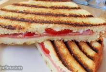 Grilled Panini Sandwich Without a Panini Maker
