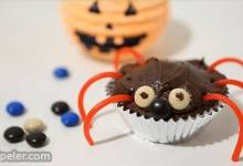 Halloween-nspired Cupcakes
