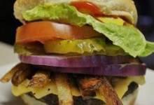 Hamburgers by Eddie