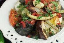 Hariton's 'Famous' Vegetarian Casserole