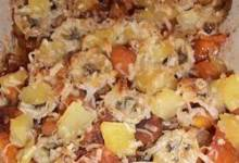 Hawaiian Sweet Potato Casserole