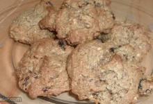 health nut oatmeal cookies