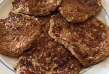 healthy jackfruit pancake