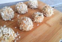 healthy sweet peanut butter balls