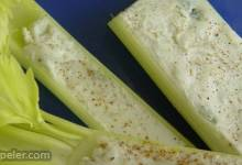 Helen's Stuffed Celery
