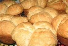 herbed batter rolls