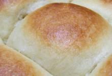 high rise dinner rolls
