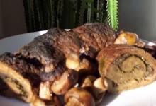 holiday seitan roast