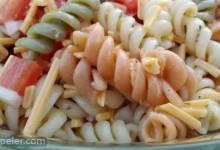 Home Town Drive-n Pasta Salad