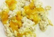 Hominy and Cheese Casserole