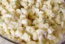 Honey-Mustard Macaroni Salad