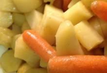 honey parsnips