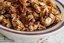 Honey-Sweetened Granola