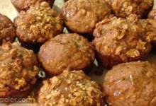 Honey Wheat Muffins