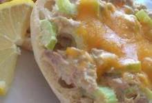 Hot Curried Tuna Sandwiches
