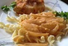 Hungarian Pork Chops