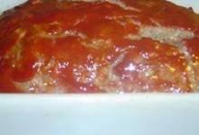 Jackie's Special Meatloaf
