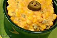 Jalapeno Creamed Corn