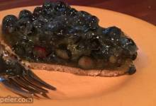 Jan's Fresh Blueberry Pie