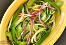 Jean's Zucchini Salad