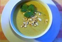 Jennifer's Thai Curried Peanut Soup