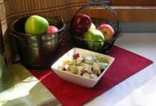 jenny's sweet waldorf salad