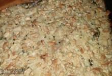 Jeremiah's Cashew Chicken Casserole