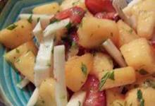 Jicama and Melon Salad