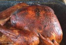 Juicy Two-Stage Thanksgiving Turkey Marinade