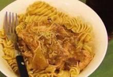 Julia's Easy Slow Cooker Chicken