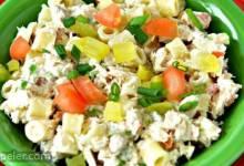 Karen's Salmon Salad