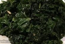 Kathy's Sauteed Kale